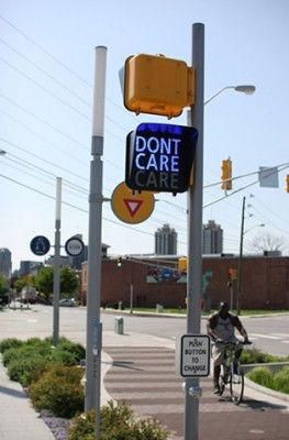 Care / Don't Care