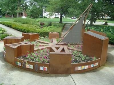 McCord Park Sundial