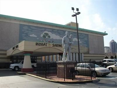 Murat Mural (north facade)
