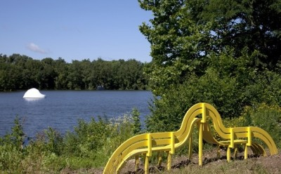 Bench Around the Lake