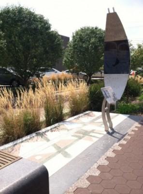 Glick Peace Walk Luminary - The Wright Brothers