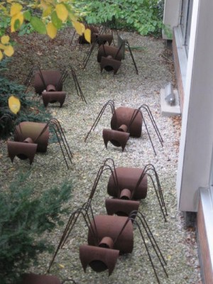Procession of Ants