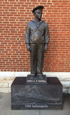 Portrait Statue of James E. O'Donnell WT3, United ...