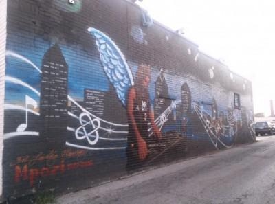 Mpozi Mural
