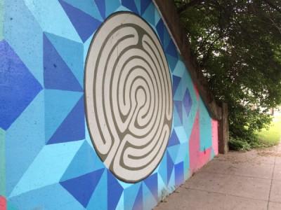 Rivoli Park Labyrinth
