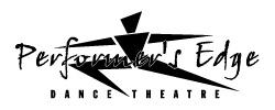 Performer's Edge Dance Theatre