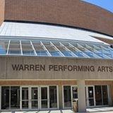 Warren Performing Arts Center