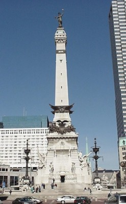 Indiana War Memorial and Soldiers and Sailors Monument