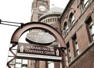 Grand Hall at Historic Union Station