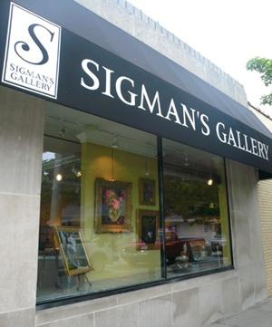 Sigman's Gallery of Fine Arts