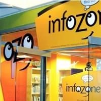 InfoZone(at the Children's Museum)